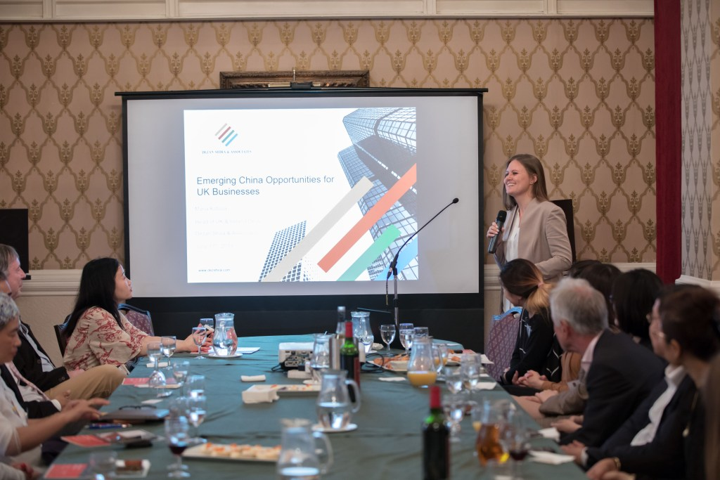 Maria Kotova on Opportunities for UK Businesses in China