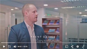 Capturing Opportunities to Invest in Vietnam's F&B Sector, Trent Davies Interviews with CNA