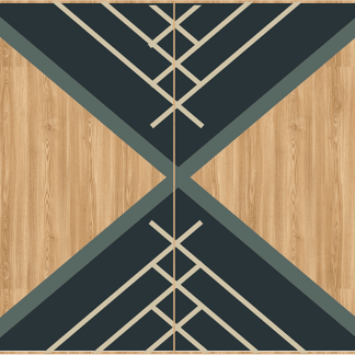 table dezyco motif sail I
