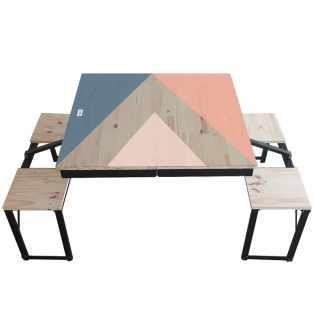 Table Dezyco motif A Concept