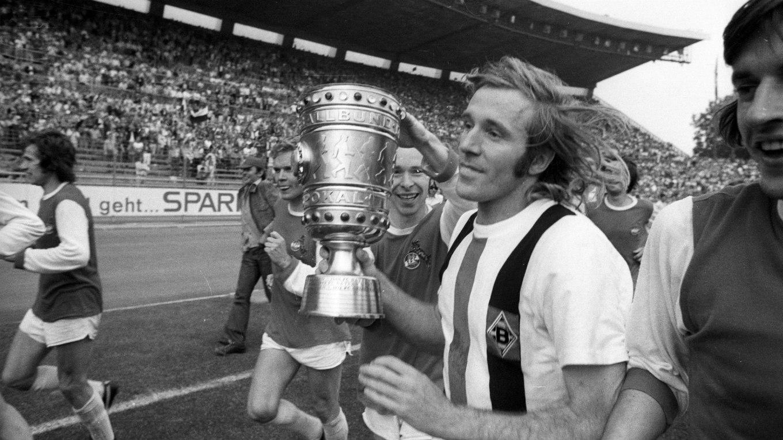 pokalfinale 1973 gladbach gegen koln