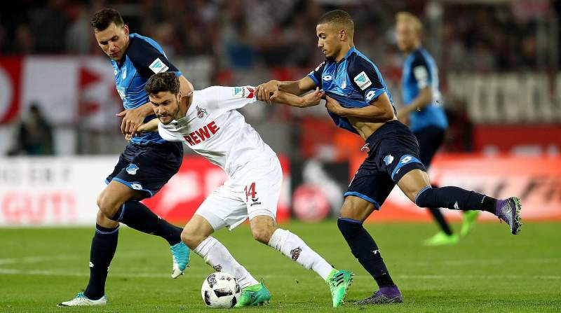 Late goal in Köln: Hoffenheim qualify for Europe for first time :: DFB -  Deutscher Fußball-Bund e.V.
