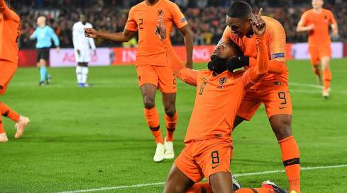 Scores result for Netherlands Beat France to Relegate Germany in UEFA Nations League