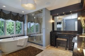 Custom Home Renovation | Bathroom Remodeling