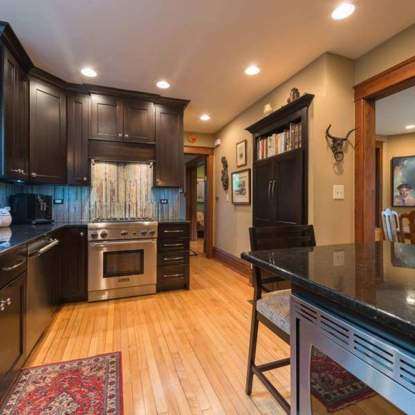 Featured Residence Interior Design Custom Home Renovation Of 100 Year Old Craftsman Style
