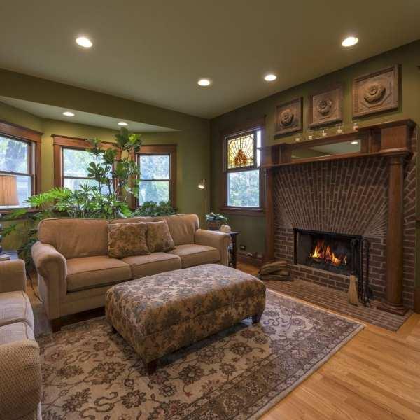 Interior Design & Custom Home
