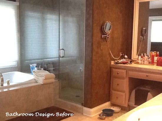 Long Grove Bathroom Design Before & After Remodeling