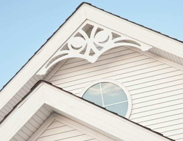 Exterior Trim Siding Color Style Selection