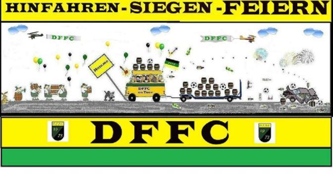 Das nächste Spiel: SV Hemme II – DFFC II