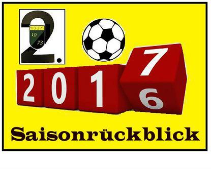 Die Saison 2016/17 unserer Zweiten im Rückblick