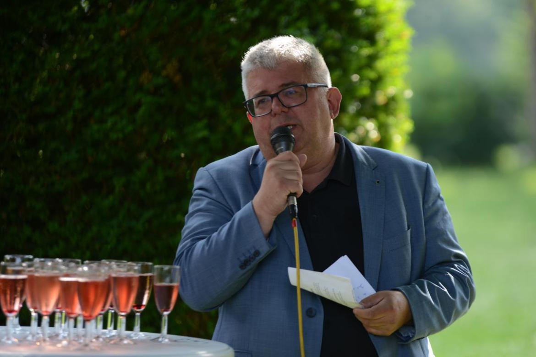 Begrüßungsworte durch den Bürgermeister Metzner