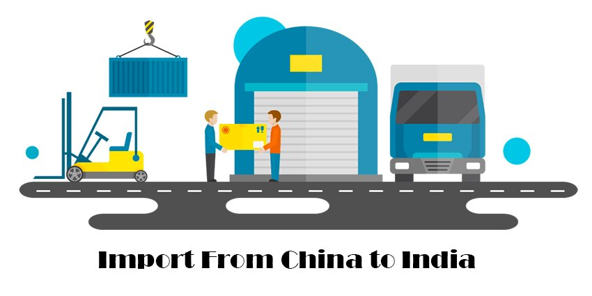 Import-from-China-to-India