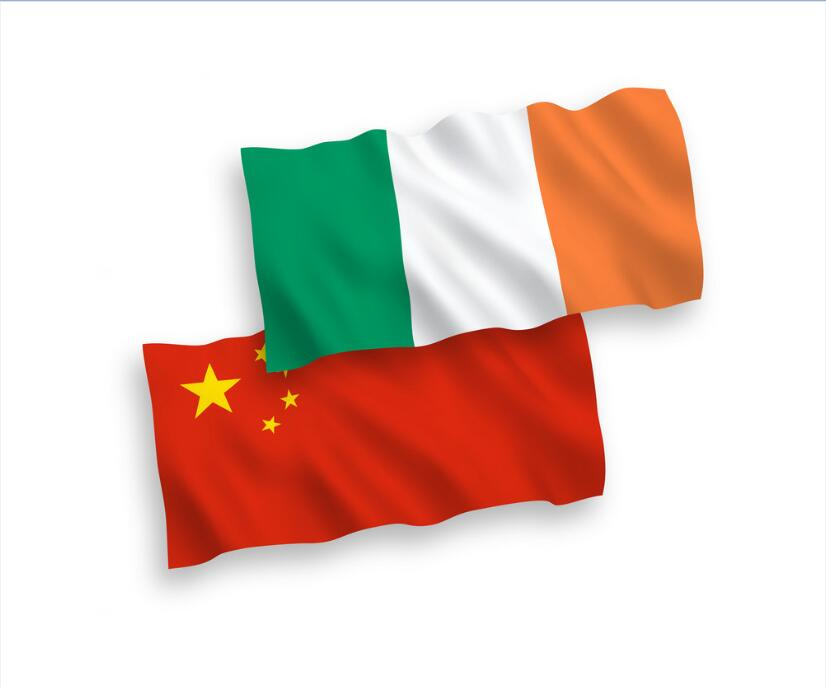 shipping from China to Ireland