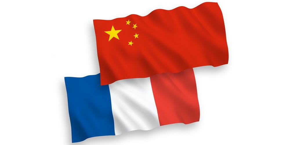 shipping from China to France