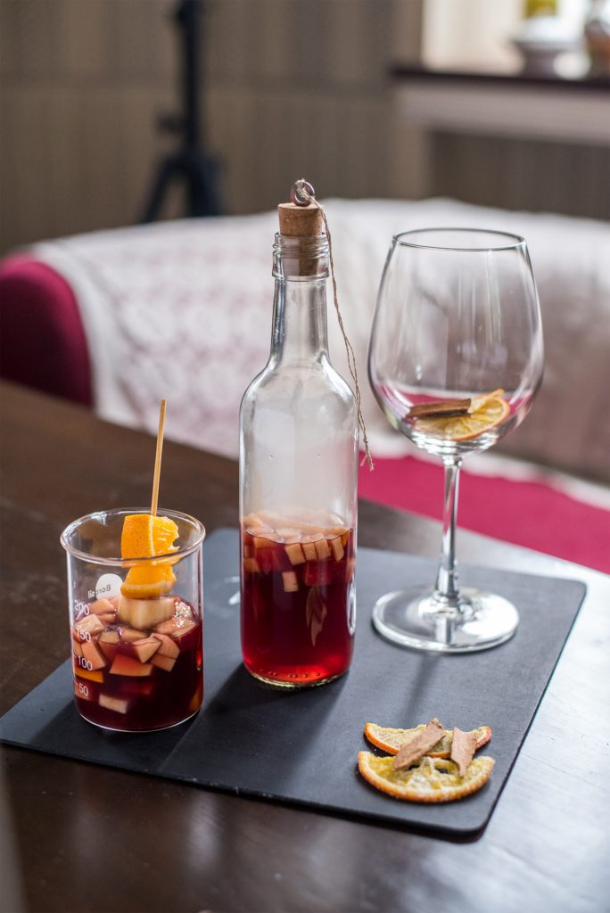 House Spices Smoked Sangria