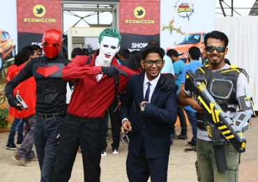 Indian Championship Of Cosplay