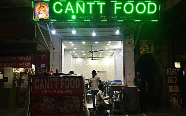 Cantt Food