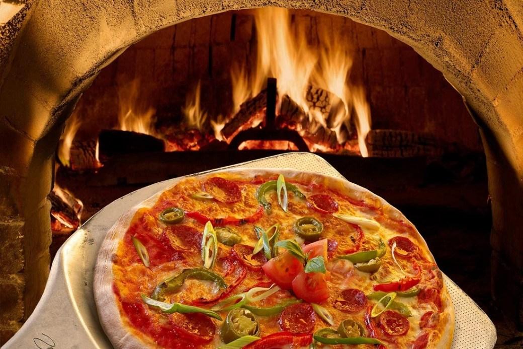 20 pizzerias in Delhi