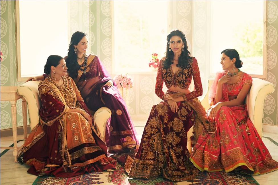 How To Get Dressed For A Wedding In Delhi Winter!