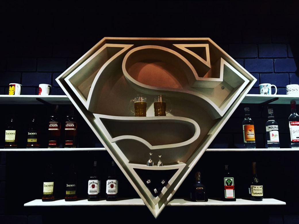 Comic-Con's Pre Event Party Is Happening At This Ah-mazing South-Delhi Cafe!