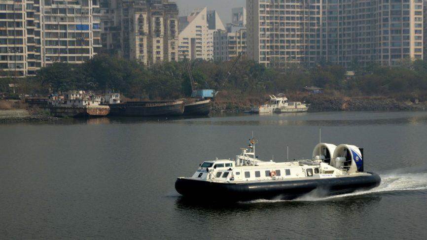 Ferry From Thane, Navi Mumbai To South Mumbai