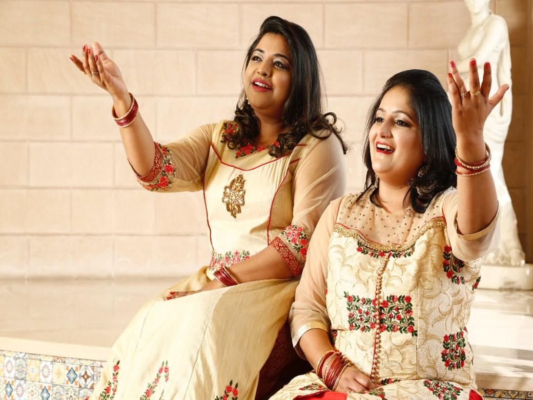 Roohani Sisters Live DforDelhi