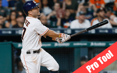 Daily MLB Projections, DraftKings & Fanduel