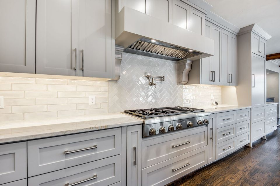 kitchen and laundry makeover by dfw