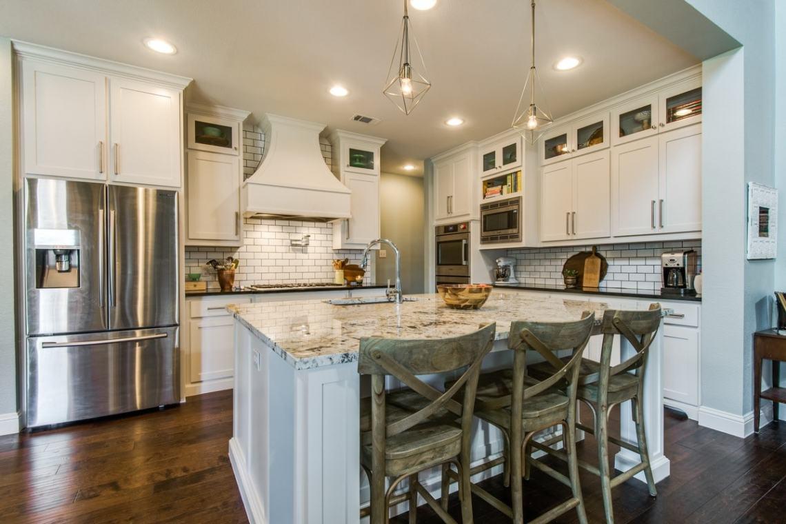 2020 Kitchen Design Trends | DFW Improved