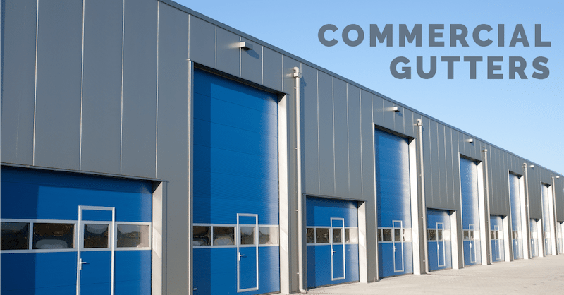 Commercial Gutters & Downspoutspng