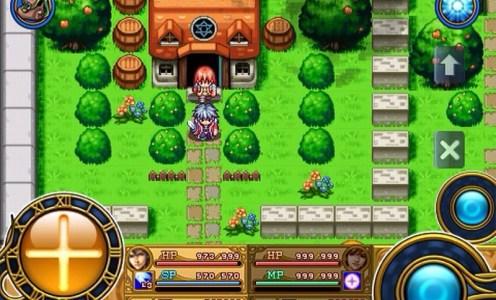 Across Age – Zelda für das iPhone, fast