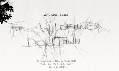 The Wilderness Downtown – A Chrome Experiment – und was für eins