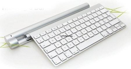 Ladegerät für Magic Mouse, Keyboard und Trackpad