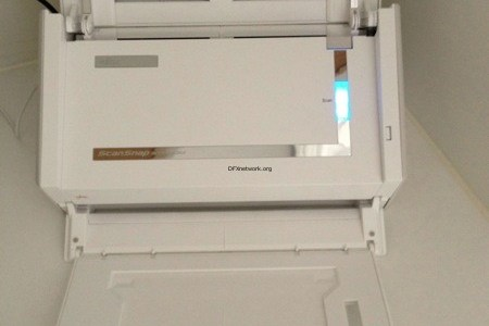 Fujitsu ScanSnap S1500M Scanner – Schnelles Scannen am Mac