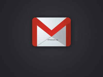 Die Gmail App ist erscheinen