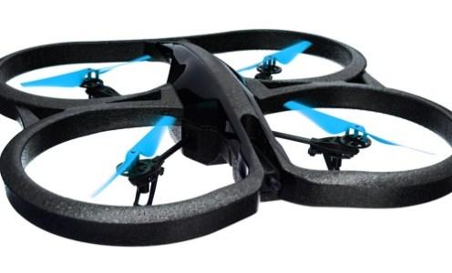 "AR.Drone 2 ""Power Edition"""