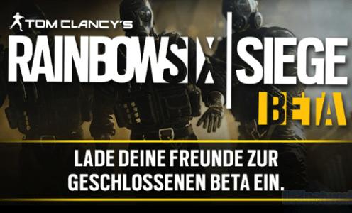 Rainbow Six: Siege Beta Codes – Xbox One
