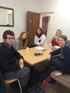 Dyspraxia Foundation Youth Focus Group (January 2016)
