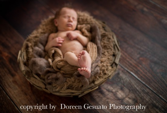 So schön frisiert – Doreen Gesuato – Fotografin für Neugeborene rund um Wertheim