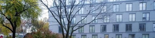 Studentenwohnheim IC FIZZ, Darmstadt