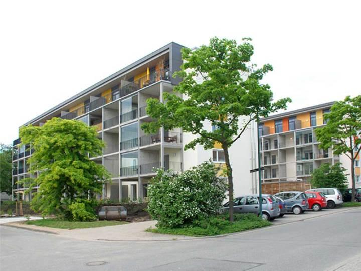 Moltkestraße Außen