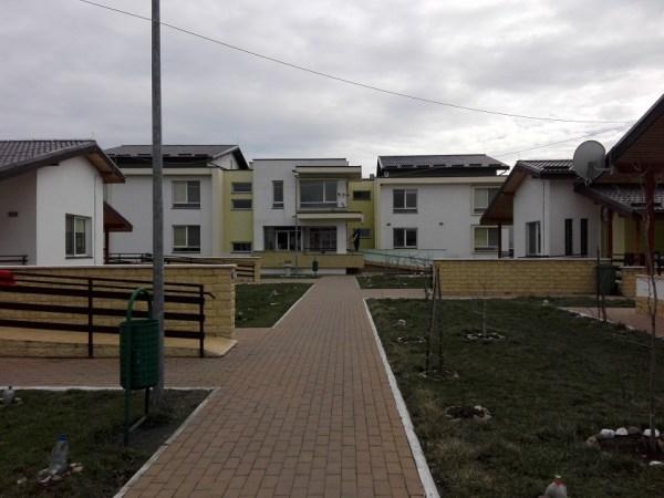 Complex de servicii comunitare pentru persoane cu handicap neuropsihic Filipesti