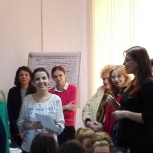 Schimb de experienta dintre Romania si Republica Moldova 27 Martie 2017