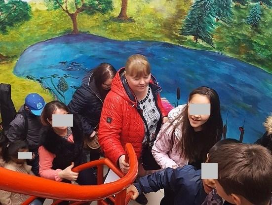 Albastru Infinit - Copiii cu autism
