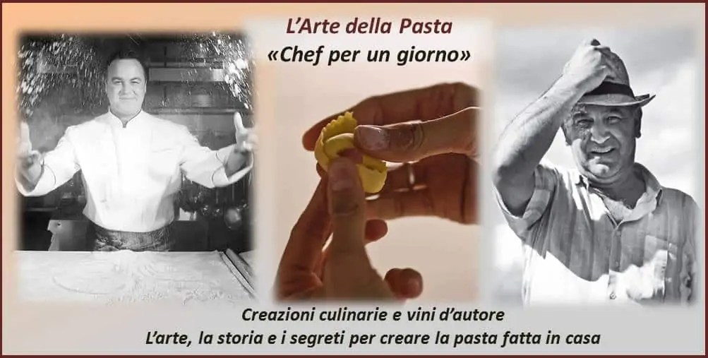 L'Arte della Pasta | Chef per un giorno