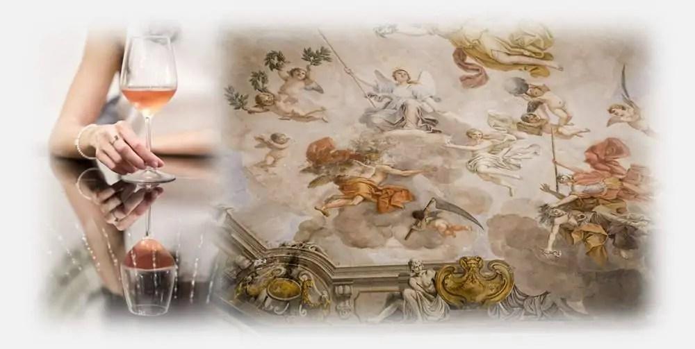 """""""Art & Wine: La Metamorfosi del Vino"""" – Vino, arte, cultura"""