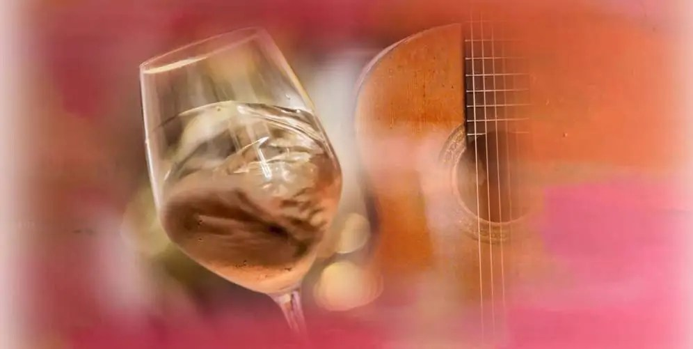 """""""La Notte del Rosè""""- Art, Music & Wine"""