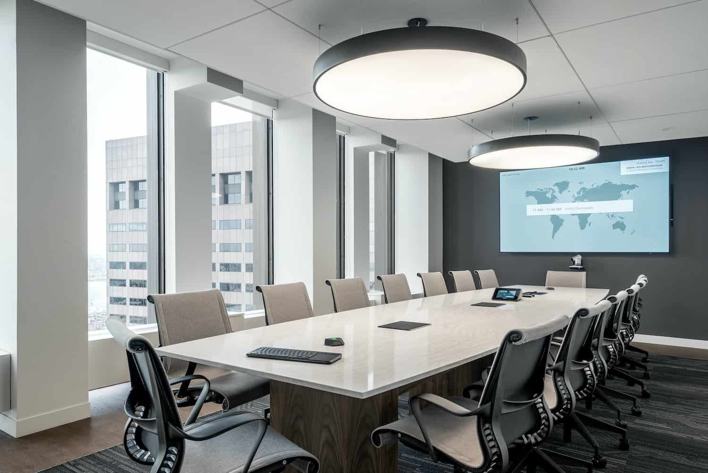 5 boardroom design ideas trends for 2021