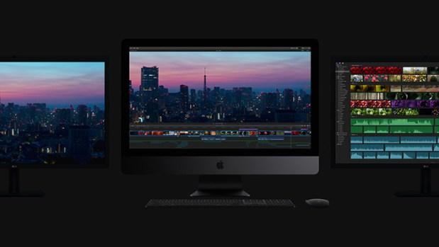 Apple встроит в компьютер iMac Pro начинку от iPhone 7