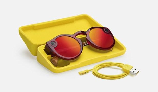 Социальные очки Spectacles от Snapchat стали легче перестали бояться воды и научились писать HD